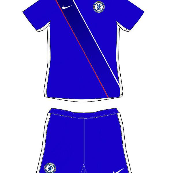 Chelsea Nike Home Kit 2017-18