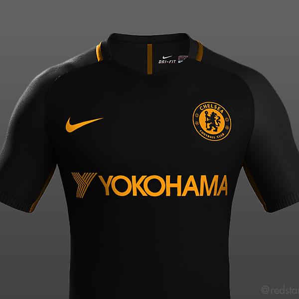 Chelsea Nike Third Shirt