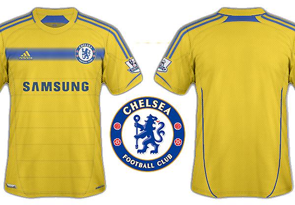 Chelsea third