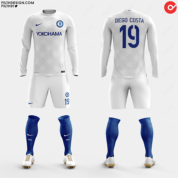 Chelsea x Nike | Away Kit