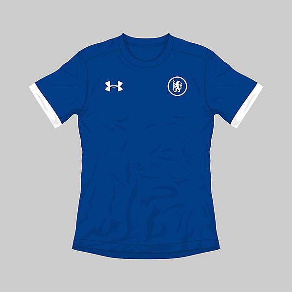 Chelsea x Under Armour Classic concept