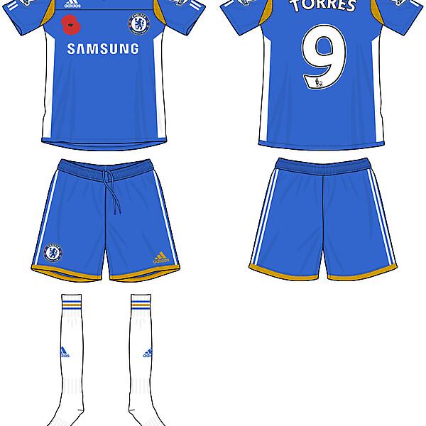 Chelsea Home Kit.