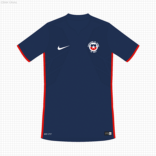 Chile 16-17 Away ?