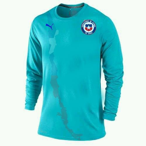 Chile Third