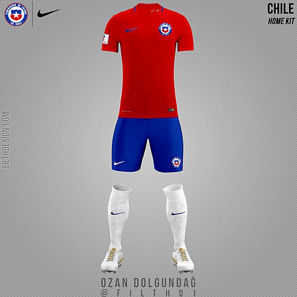 Chile x Nike | Mountain Pathways