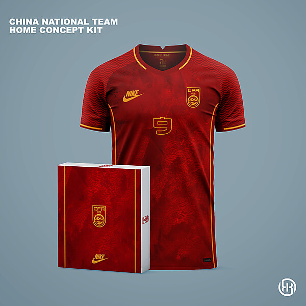 China | Home kit concept