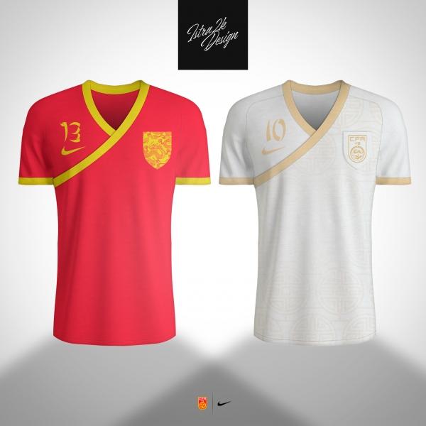China X Nike - 1