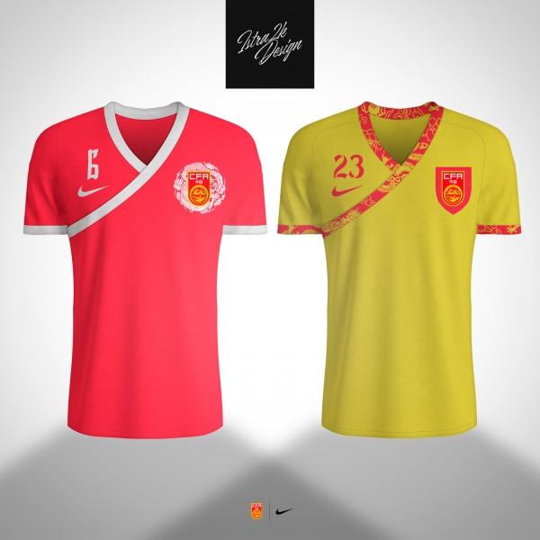China X Nike - 2