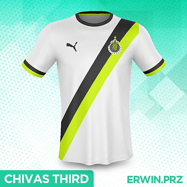 Chivas Third x Puma
