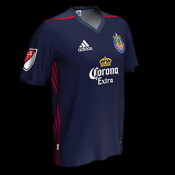 Chivas USA away
