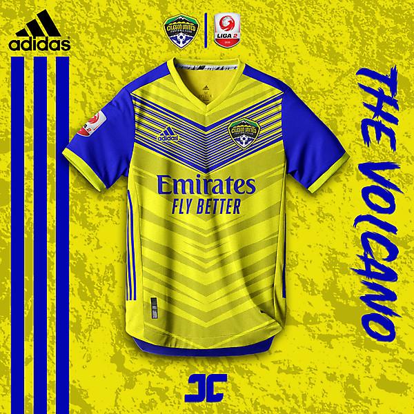 Cilegon United X Adidas X Liga 2 Indonesia