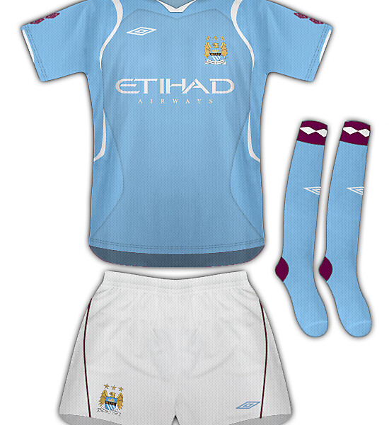 Man City Fantasy Home 2009