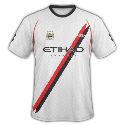 Man City Umbro Away