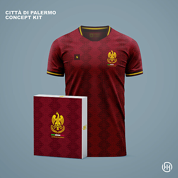 City of Palermo | Kit concept