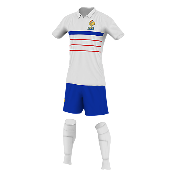 Classic France away