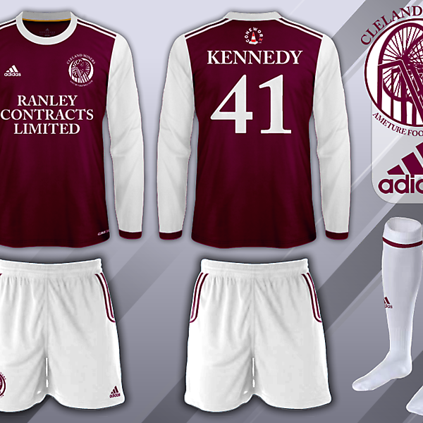 Cleland Miners AFC
