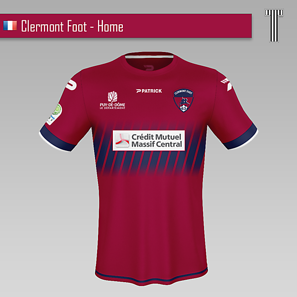Clermont Foot - Home
