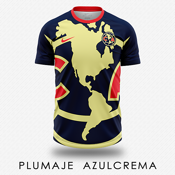 Club America 2020 Training Kit 2020