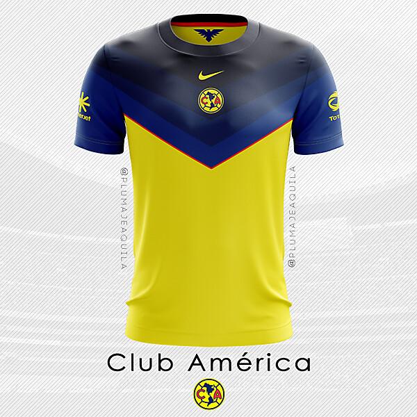 Club America Fantasy Design