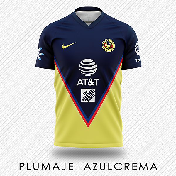 Club America Home Kit 2020 |Leaked|