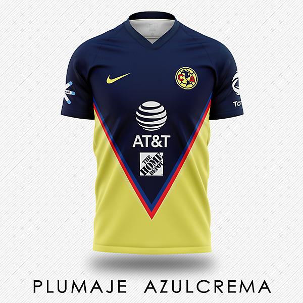 Club America Home Kit 2020  Leaked 