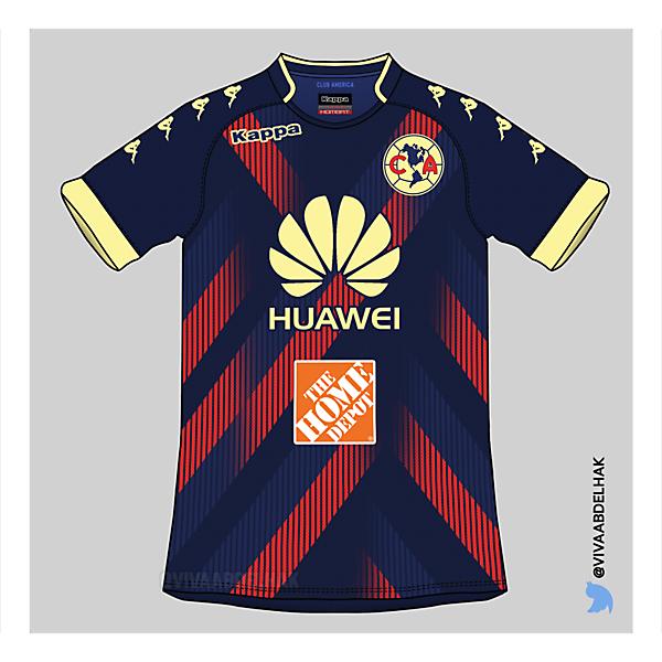 Club América Kits Concept