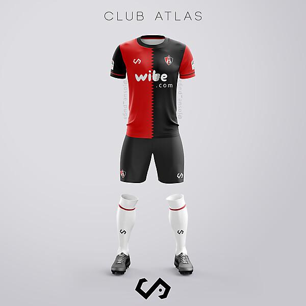 Club Atlas Fantasy Jersey