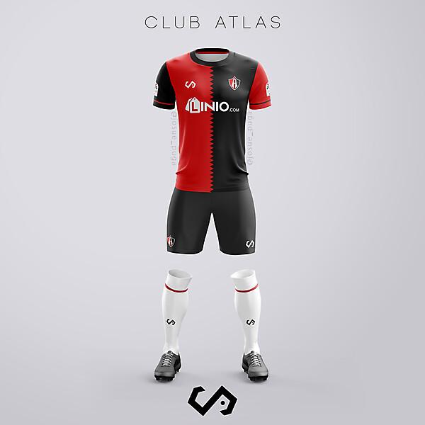 Club Atlas Updated Fantasy Kit