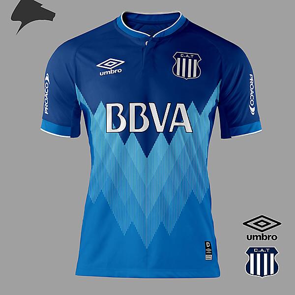 Club Atlético Talleres away concept