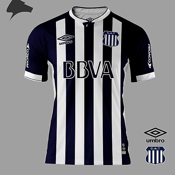 Club Atlético Talleres home concept