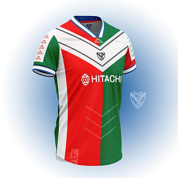Club Atlético Vélez Sársfield Concept third kit
