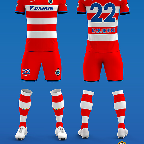 Club Brugge KV Third Kit