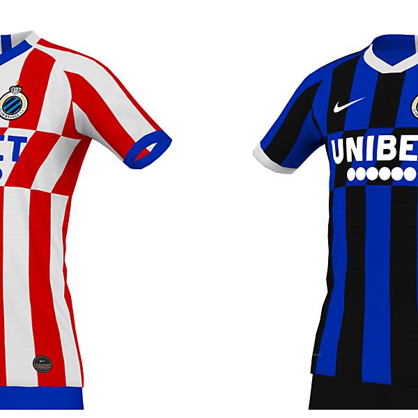 Club Brugge x Nike