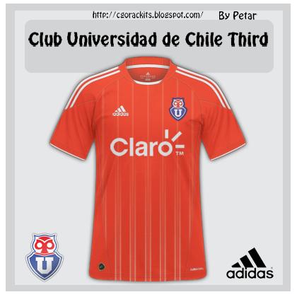 Club Universidad de Chile Third