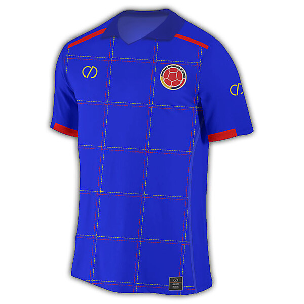 Colombia Away