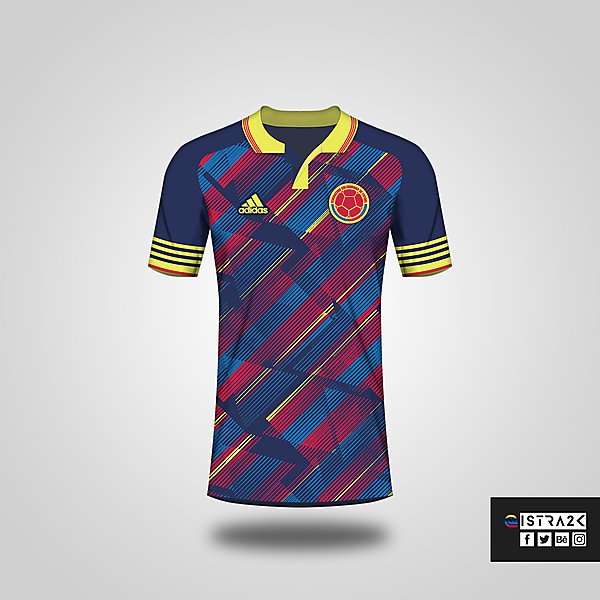Colombia X adidas - Away