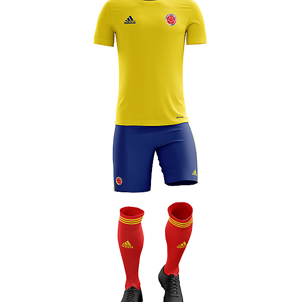 Colombia x Home x Adidas