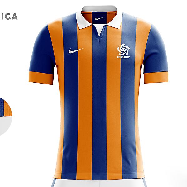 CONCACAF Team Kit Design