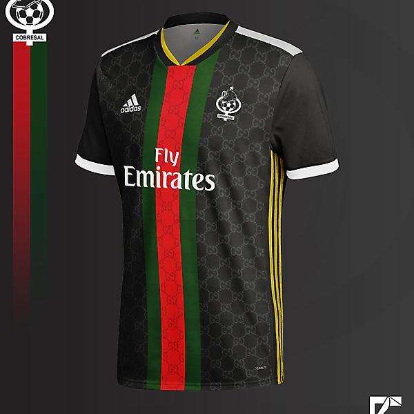 Concepto I - Cobresal x Adidas Ver. Gucci