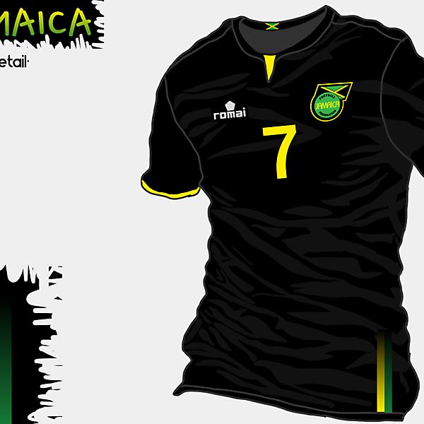 Copa America 2015 - Grupo B - Jamaica Away