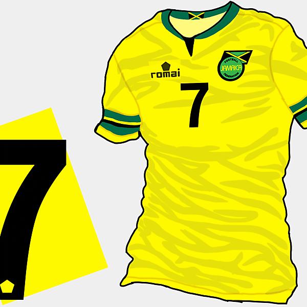 Copa America 2015 - Grupo B - Jamaica Home