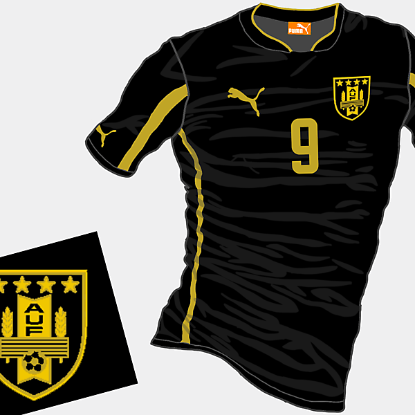 Copa America 2015 - Grupo B - Uruguay Away