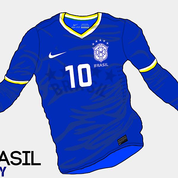 Copa America 2015 - Grupo C - Brazil Away
