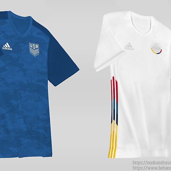 Copa America x Adidas  / Group A