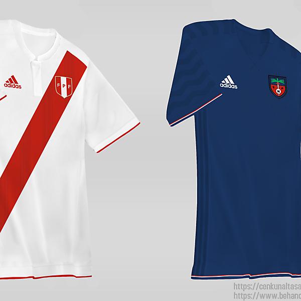 Copa America x Adidas  / Group B