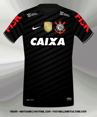 Sport Club Corinthians Paulista Away