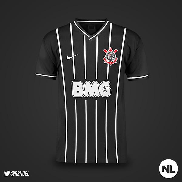 Corinthians - Away Kit Concept