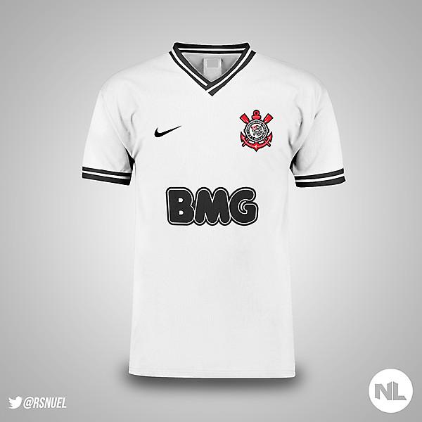 Corinthians - Home Kit Concept