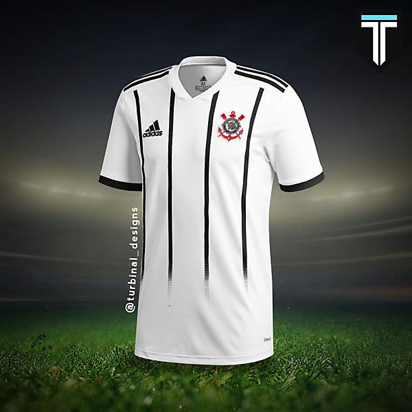 Corinthians Adidas Home Kit Concept