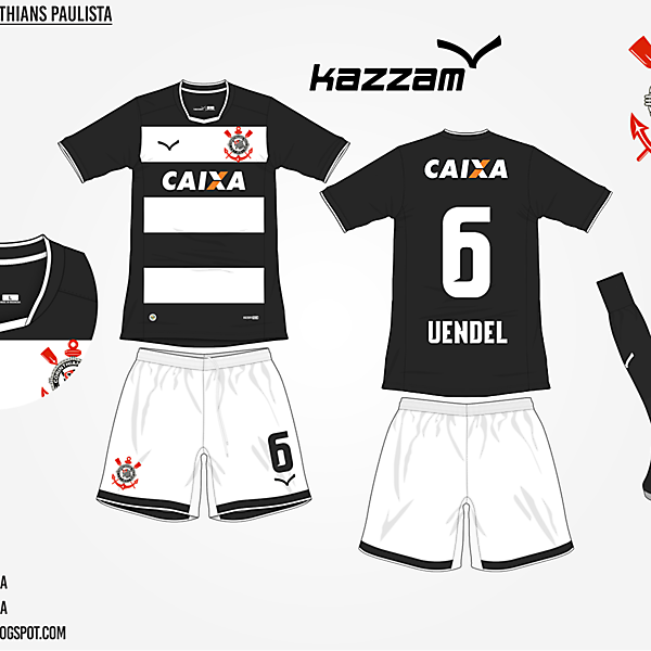 Corinthians Away
